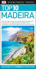 Top 10 Madeira ebook by DK Travel