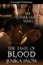 The Taste of Blood ebook by