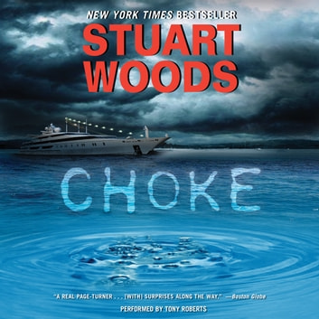 Choke audiobook by Stuart Woods