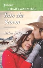 Into the Storm - A Clean Romance ebook by Helen DePrima