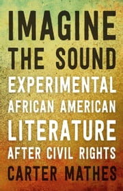 Imagine the Sound - Experimental African American Literature after Civil Rights ebook by Carter Mathes
