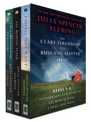 The Clare Fergusson and Russ Van Alstyne Series, Books 4-6 - To Darkness and to Death; All Mortal Flesh; I Shall Not Want ebook by Julia Spencer-Fleming
