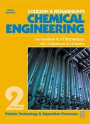 Chemical Engineering Volume 2 ebook by J H Harker,J R Backhurst,J.F. Richardson