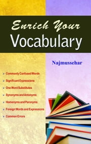 Enrich Your Vocabulary ebook by Najmussehar