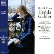 Hedda Gabler - Directed by John Tydeman audiobook by Henrik Ibsen
