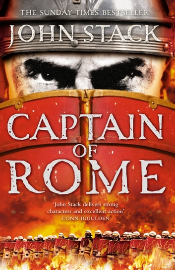 Captain of Rome (Masters of the Sea) ebook by John Stack