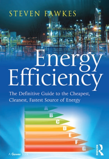 Energy Efficiency - The Definitive Guide to the Cheapest, Cleanest, Fastest Source of Energy ebook by Steven Fawkes