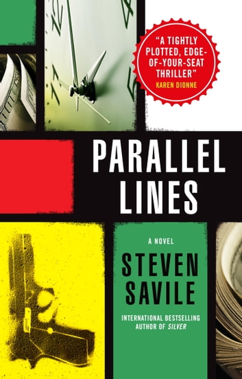 Parallel Lines ebook by Steven Savile