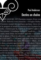 Destins en chaîne ebook by Poul Anderson