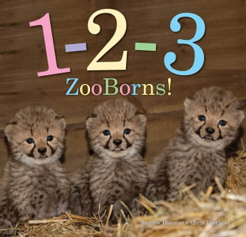 1-2-3 ZooBorns! ebook by Andrew Bleiman,Chris Eastland