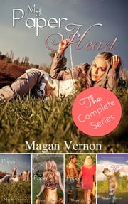 My Paper Heart: The Complete Series ebook by Magan Vernon