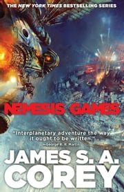 Nemesis Games ebook by Kobo.Web.Store.Products.Fields.ContributorFieldViewModel