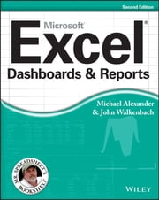 Excel Dashboards and Reports ebook by Michael Alexander,John Walkenbach