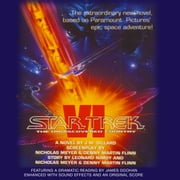 STAR TREK VI: THE UNDISCOVERED COUNTRY audiobook by J.M. Dillard