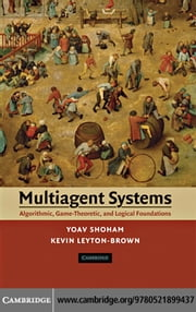 Multiagent Systems ebook by Shoham,Yoav