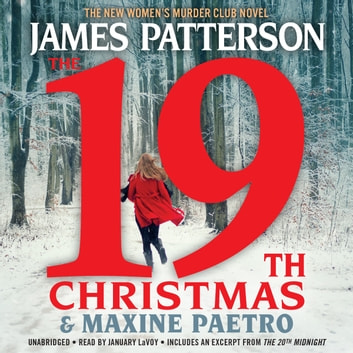 The 19th Christmas audiobook by James Patterson,Maxine Paetro