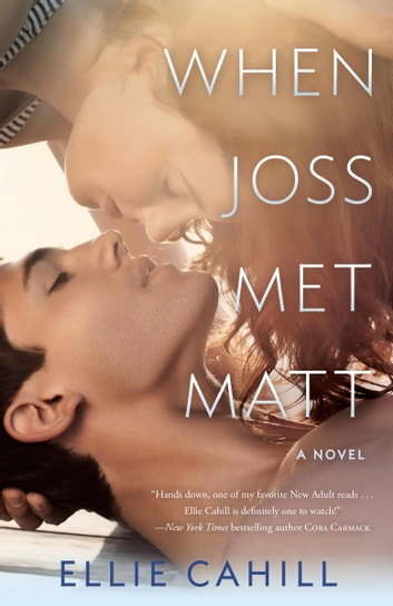 When Joss Met Matt - A Novel ebook by Ellie Cahill