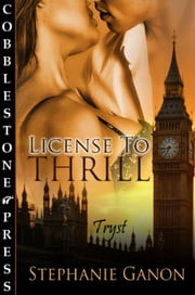 License To Thrill ebook by Stephanie Ganon