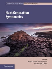 Next Generation Systematics ebook by