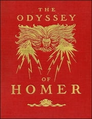 The Odyssey of Homer ebook by Homer
