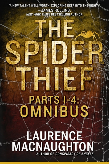 The Spider Thief ebook by Laurence MacNaughton