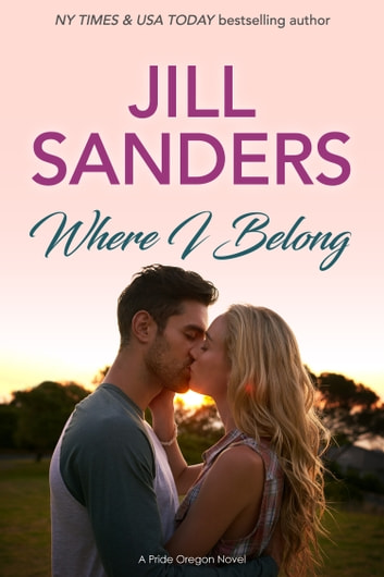 Where I Belong ebook by Jill Sanders