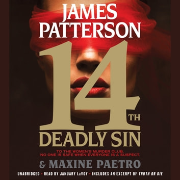 14th Deadly Sin audiobook by James Patterson,Maxine Paetro