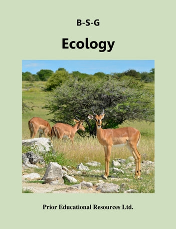 Ecology - Study Guide ebook by Roger Prior