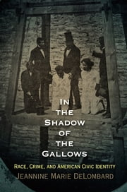 In the Shadow of the Gallows - Race, Crime, and American Civic Identity ebook by Jeannine Marie DeLombard