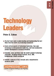 Technology Leaders: Innovation 01.05 ebook by Cohan, Peter S.