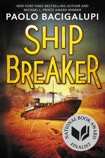 Ship Breaker ebooks by Paolo Bacigalupi