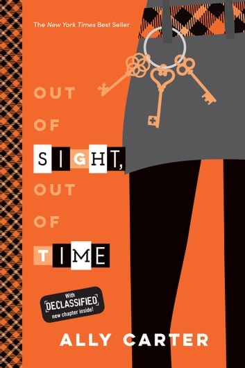Out of Sight, Out of Time ebook by Ally Carter