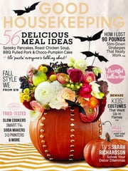 Good Housekeeping - October 2014 - Issue# 10 - Hearst Communications, Inc. magazine