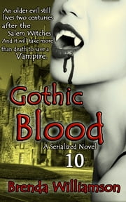 Gothic Blood 10 ebook by Brenda Williamson
