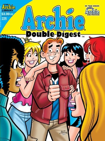Archie Double Digest #225 ebook by Various