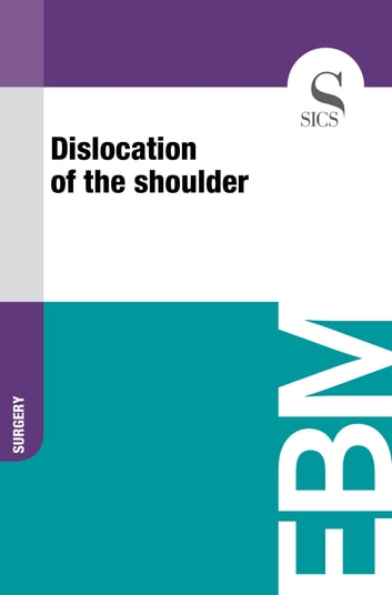 Dislocation of the Shoulder ebook by Sics Editore