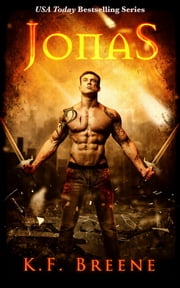 Jonas (Darkness #7) ebook by K.F. Breene