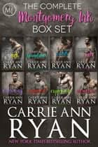The Complete Montgomery Ink: Denver Series Box Set ebook by