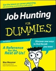 Job Hunting For Dummies ebook by Max Messmer