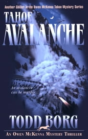 Tahoe Avalanche ebook by Todd Borg