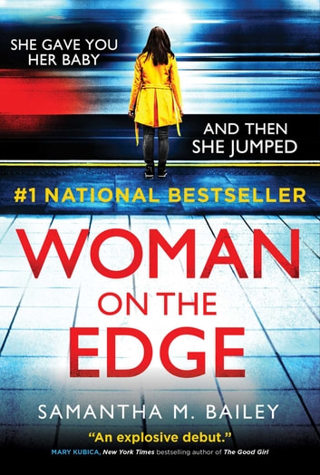 Woman on the Edge ebook by Samantha M. Bailey