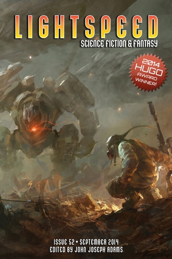 Lightspeed Magazine, September 2014 ebook by John Joseph Adams,Holly Black,Tananarive Due