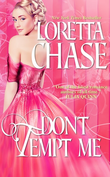 Don't Tempt Me ebook by Loretta Chase