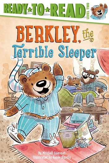 Berkley, the Terrible Sleeper - with audio recording ebook by Mitchell Sharmat