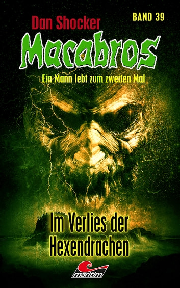 Dan Shocker's Macabros 39 ebook by Dan Shocker
