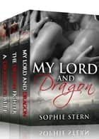 Dragon Isle (Collection: Books 1-3) - Dragon Isle ebook by Sophie Stern