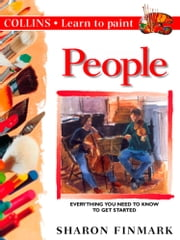 People (Collins Learn to Paint) ebook by Sharon Finmark
