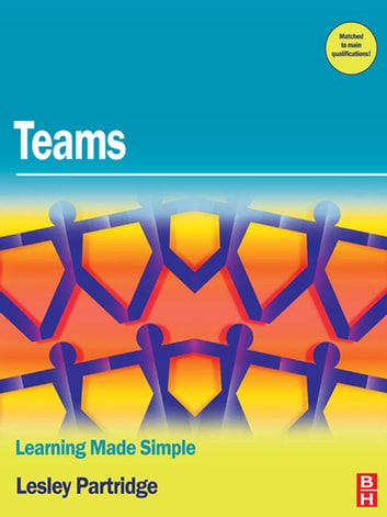 Teams ebook by Lesley Partridge