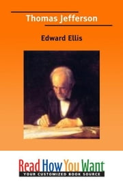 Thomas Jefferson ebook by Ellis Edward