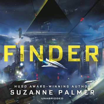 Finder audiobook by Suzanne Palmer